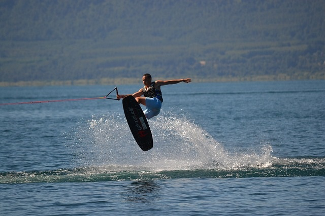 Watersport fun met je wakeboard